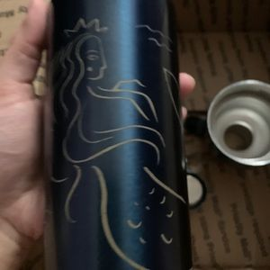 Starbucks Mermaid Siren Vessle Bottle